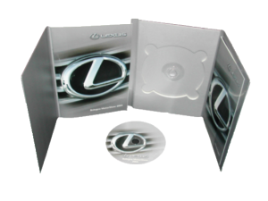 Lexus - Interno Brochure